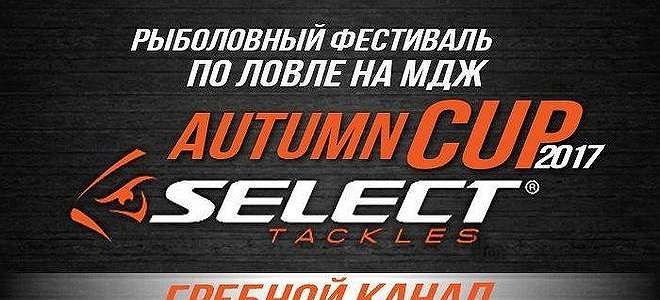 'Autumn CUP SELECT 2017'